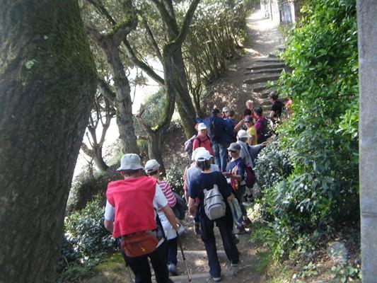 un escalier, c'est mieux !