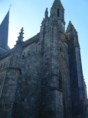 au  Moyen Age, Guérande est l'égale de Nantes !!!