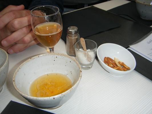 Bolée de cidre ou Kir breton?