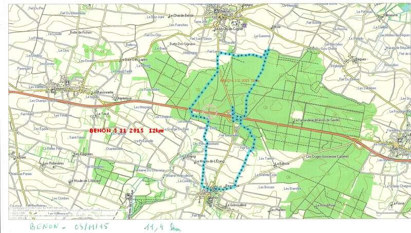 Benon 3-11-15 12km