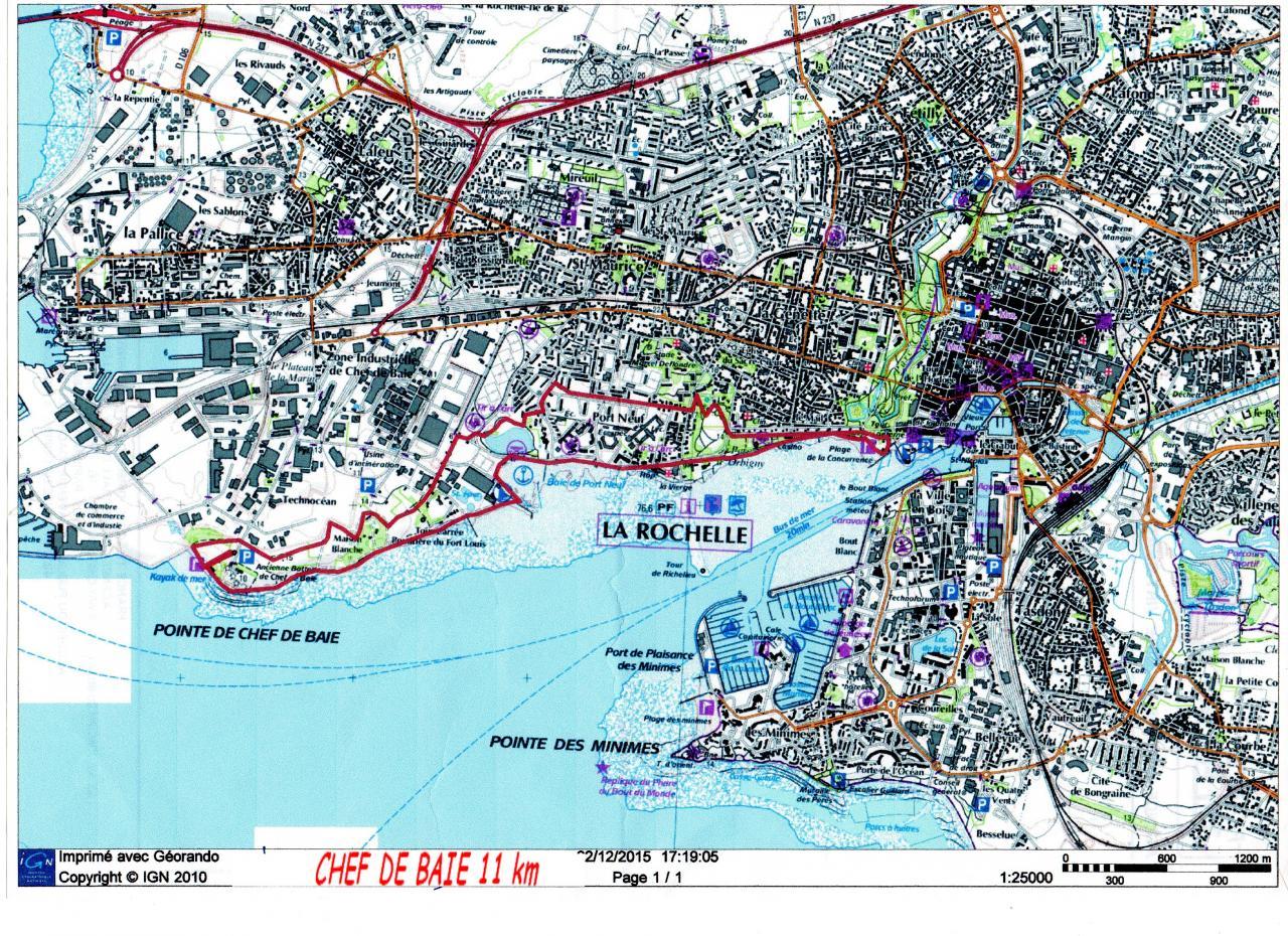 Chef de baie 11 km  12 04 2016
