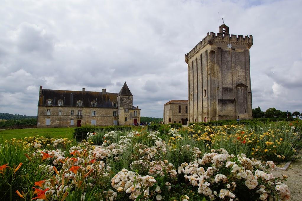 la tour et le château