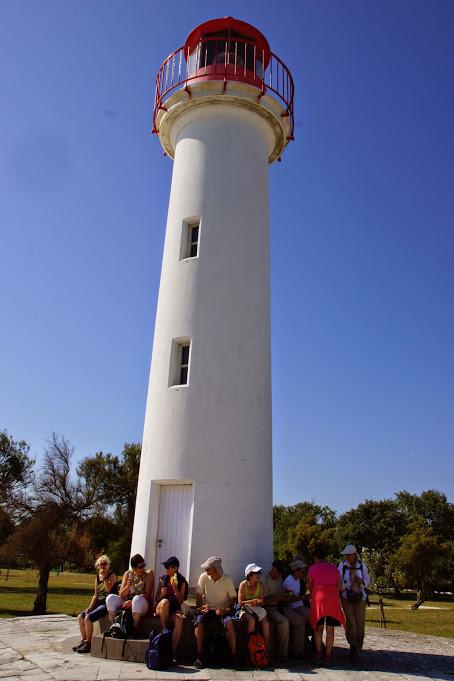 le phare de l'île