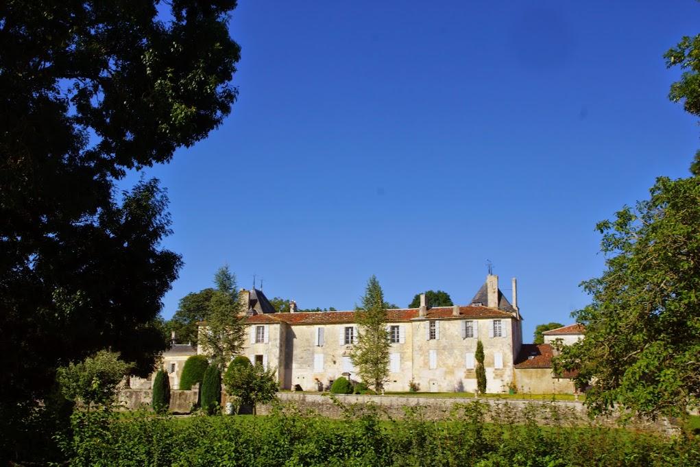 château de la Bristière