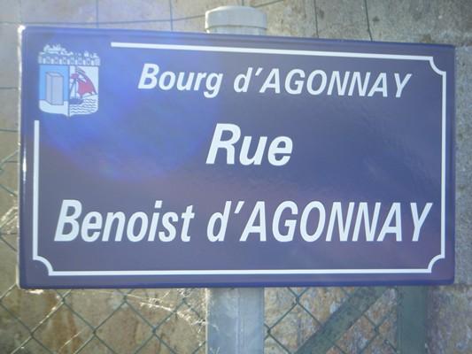 on est à Agonnay
