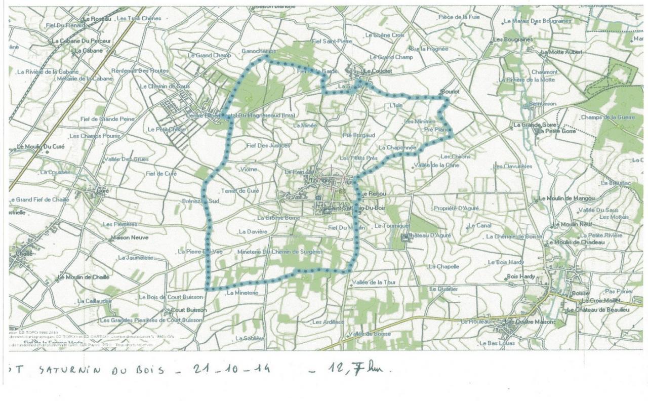 saint saturnin du bois 13 km 21 10 2014